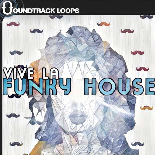Product picture Vive La Funky House Wav Loops Sample Pack