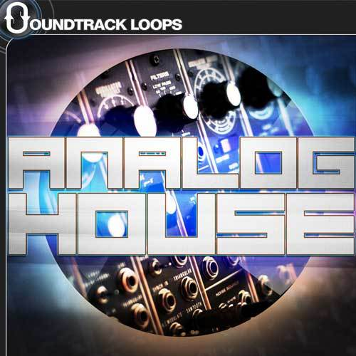 Product picture Analog House WAV Loops Samples Pack